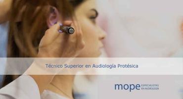 Técnico Superior en Audiología Protésica