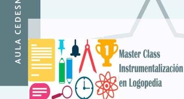 Master Class / Manejo Instrumental en Logopedia